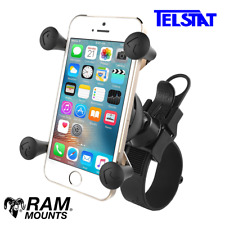 RAM EZ-Strap Bike Rail Handlebar Mount for iPhone, Samsung, Nexus, HTC, Ericsson