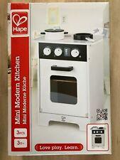 HAPE - Mini Modern Kitchen - Play Wooden Oven - E8149 - New, Sealed