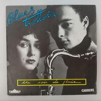 """Blues Trottoir – Un Soir De Pluie - Label: Carrere – 14.2- Vinyl, 7"""",  45 RPM"""