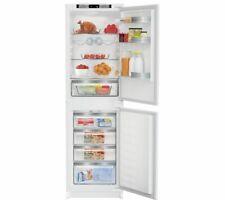 GRUNDIG GKFED455 Integrated 50/50 Fridge Freezer White Sliding Hinge - Currys