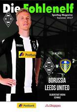 Prog. Borussia Monchengladbach v Leeds United 20.07.2017 Friendly. Unofficial