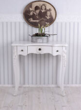 Wall Side Table Antique Console White Desk Side Table Console Table Vintage