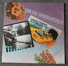 Bruce Springsteen, tunnel of love / two for the road, SP - 45 tours Holland