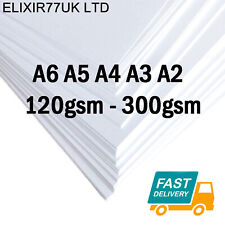 White Printing Paper A3 100gsm x 50 AM553