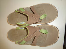 Womens Merrell AZURA FLIP Sandals OTTER US SZ 5 EUR 36 Never Worn
