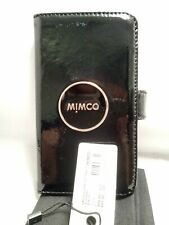 BTWT MIMCO Enamour Flip Case For iPhone 6 /7 / 8 Black Rose Gold