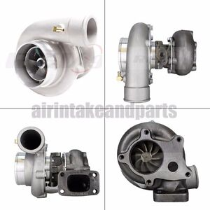 REV9 TX-66-62 TURBOCHARGER 63 A/R T3 FLANGE /5 BOLT EXHAUST OIL COOLED 300-600hp