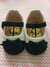 Baby Girls Juicy Couture Shoes Size 1 1/2