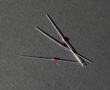 1N5223B Telefunken Vishay Zener Diode 2.7V 500mW .5W DO-35 Axial 100pcs Bulk