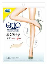 Dr. Scholl Medi Qtto SLENDER MAGIC Pantyhoses, Natural Brown, L-LL Size