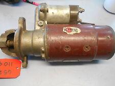 Rebuilt Delco Starter 1109548 Lester 6521 Ref # 140-829