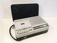 Rare Magnétophone Lecteur de Cassette Portable TEPPAZ TEP 2000   Parfait état !!