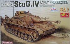 Dragon Models 1/35 scale kit 6615, Sd.Kfz.167 Stug. IV. early production.