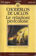 O13 Le relazioni pericolose 14  Choderlos de Laclos Newton 1993