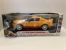 Vegas Shelby Collectibles Orange Special Ed 427 Gt500 Super Snake Box Damaged