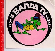 L'APE MAIA Maya Bee 80s La Banda Tv Club italy sticker , autocollant, adesiva