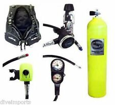 Performance Diver Pro2000 Scuba Set & 80cft Tank - NEW