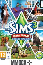 Los Sims 3 ¡Vaya fauna! Accesorios - Sims 3 Pets Addon - PC EA Origin - ES