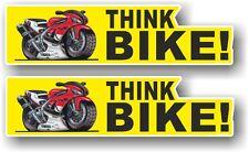 2 un. motocicleta CREE Bicicleta eslogan & Koolart R1 Superbike Pegatina Calcomanía Coche de imagen