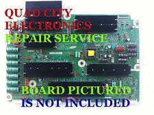 LJ92-01906A BN96-24770A Y-SUS Board REPAIR SERVICE PN64E533D2FXZA