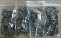 MICRO MACHINES MILITARY RANDOM LOT of 50+ MILITARY SOLDIERS UNSORTED
