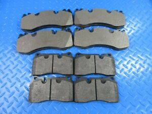 Aston Martin Rapide front and rear brake pads TopEuro #6939