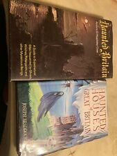 Haunted Houses & Castles  in Great Britain J Braddock: Anthony Coxe HC DJ's
