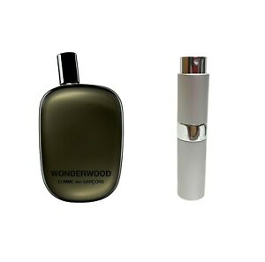 COMME DES GARCONS WONDERWOOD 0,27 fl oz Eau de Parfum Spray Travel Size Men's