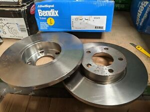 BENDIX BRAKE DISC ( PAIR ) 561547B FITS AUDI 100 A4 A6
