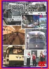 NJ Transit A Dedication to the Newark City Subway PCC Cars Part 2 DVD NEW