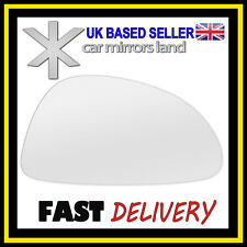 Right Driver Car Mirror Glass Replacement CONVEX Suzuki ALTO 2002-2008