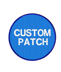 Custom Embroidered Patches Personalized Patch