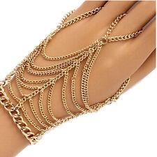 Quaste Damen Armband Armbänder Armschmuck Stretch Mode Schmuck Neu