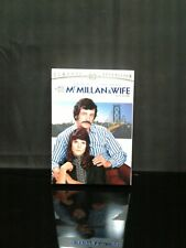 MCMILLAN & WIFE Rock Hudson Susan Saint James Season One  2 DVD's