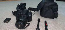 Canon EOS 2000D Digital Camera - Black