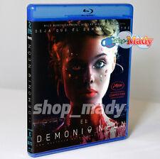 El Demonio Neon - The Neon Demon Blu-ray Region Free