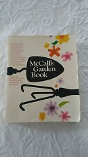 McCall's Garden Book by Gretchen Fischer Harshbarger