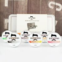 Beard Balm Collection | Style & Shape Facial Hair | Promotes Beard Growth