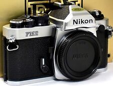 ** NEW IN BOX, NEVER USED ** Nikon FM2N 35mm Camera In Original Box