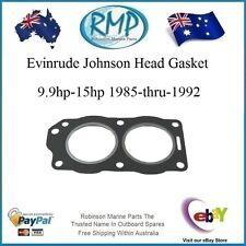 A Brand New Evinrude Johnson Head Gasket 9.9hp-15hp 1985-thru-1992  R 330818
