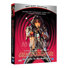 Alice Cooper : Welcome To My Nightmare DVD - (*New *Sealed *All Region)