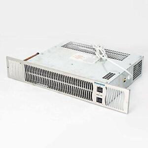 Bidex 900 Central Heating Kickspace Kitchen Plinth Heater - Steel Grill