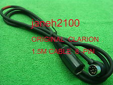 Official CLARION MWRXCRET 8-PIN Male to Female MARINE EXTENSION CABLE MW1/2 New