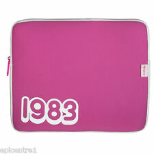 "Targus Retro PINK 1983 15"" Laptop Notebook Sleeve Skin"
