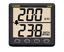 NASA Marine Clipper Duet Speed and Depth Instrument System