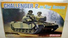dragon 1/72 CHALLENGER 2 WITH BAR ARMOR BATTLE TANK