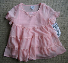 DISNEY  CeCe& Rocky Collection Pink Top Girl's Sz S Cute! SHAKE IT UP!