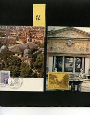 Vatican  Jean Paul II  FDC&/or max card  div lot  71