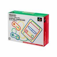 Used Nintendo Super Famicom Classic Mini Console SNES SFC Japan version IMPORT