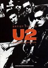"Artist File 10 ""U2"" Data Book Japan 2005"
